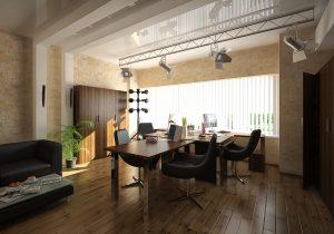 Дизайн проект офиса в БЦ Румянцево
